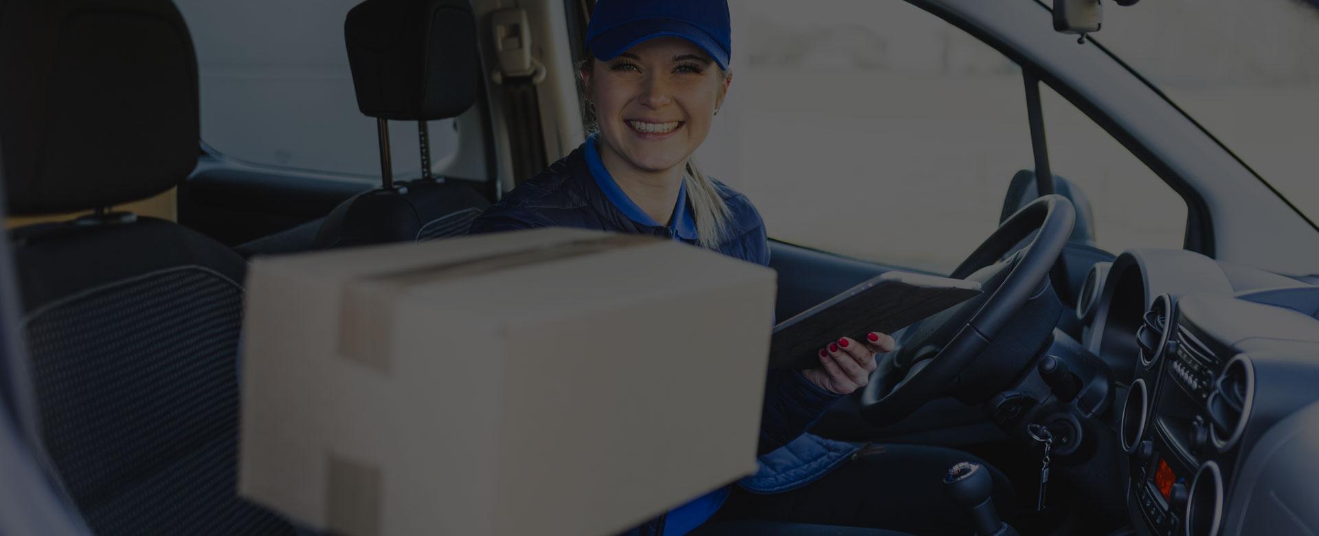 Envío de paquetes<br>A TODO COLOMBIA